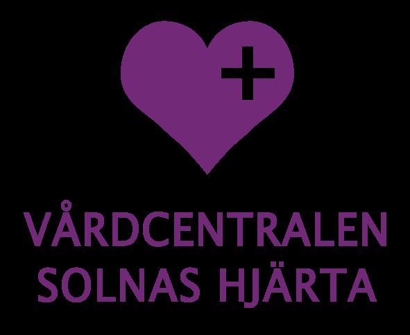 Vårdcentralen Solnas Hjärta logo